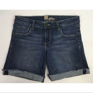 Kut from the kloth Denim Shorts 6